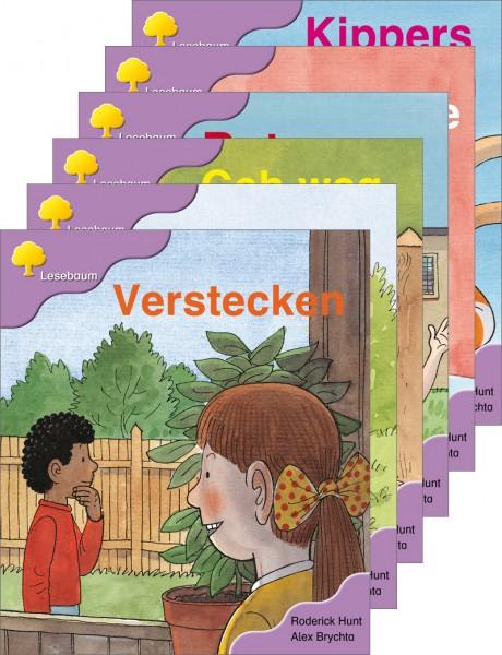Buchreihe Ebene 1+ Erste Sätze
