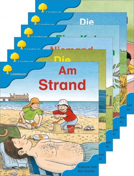 Buchreihe Ebene 3 Geschichten