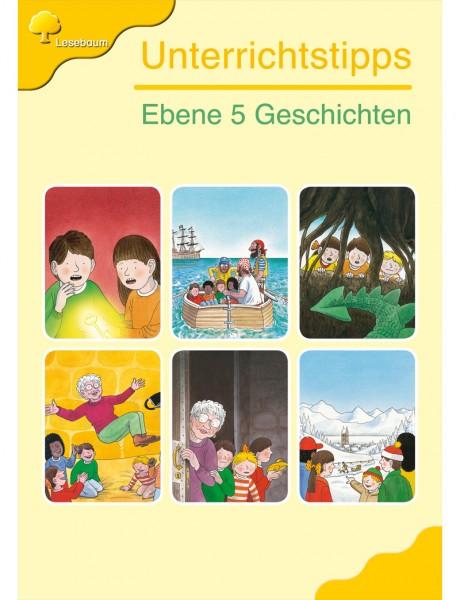 Unterrichtstipps Ebene 5 Geschichten