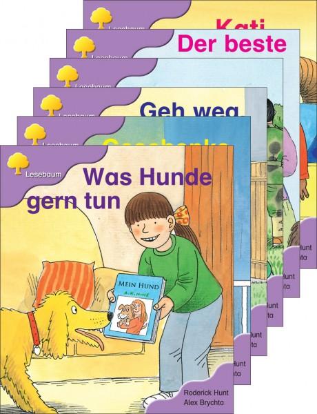 Buchreihe Ebene 1+ Mehr erste Sätze