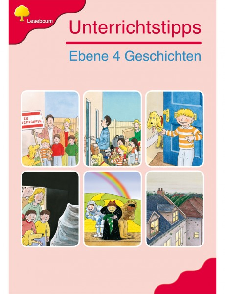 Unterrichtstipps Ebene 4 Geschichten