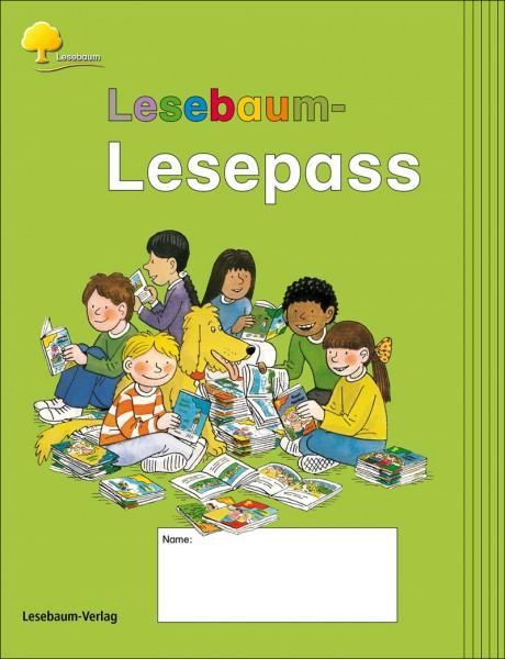 Lesebaum-Lesepass Gruppensatz