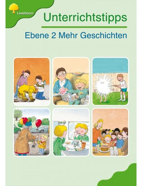 Unterrichtstipps Ebene 2 Mehr Geschichten
