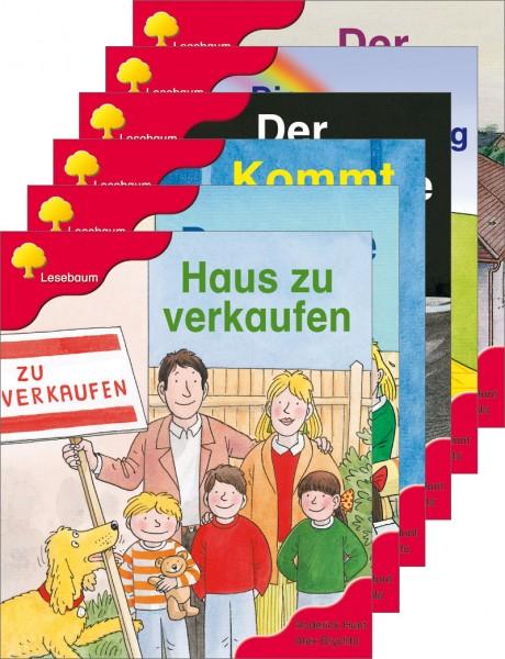 Buchreihe Ebene 4 Geschichten