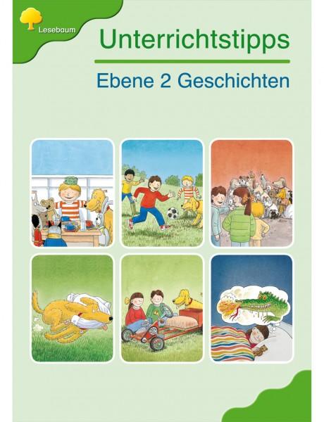 Unterrichtstipps Ebene 2 Geschichten