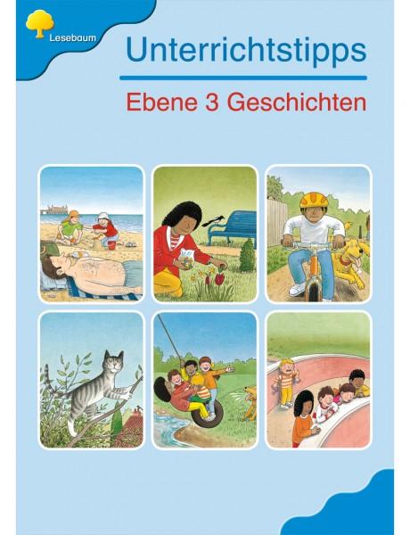 Unterrichtstipps Ebene 3 Geschichten